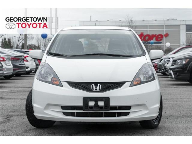 2013 Honda Fit LX (Stk: 13-01528) in Georgetown - Image 2 of 17