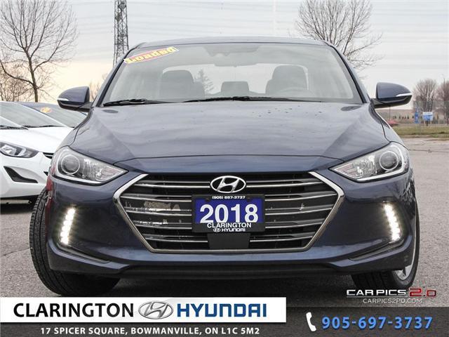 2018 Hyundai Elantra GLS (Stk: U870) in Clarington - Image 2 of 27