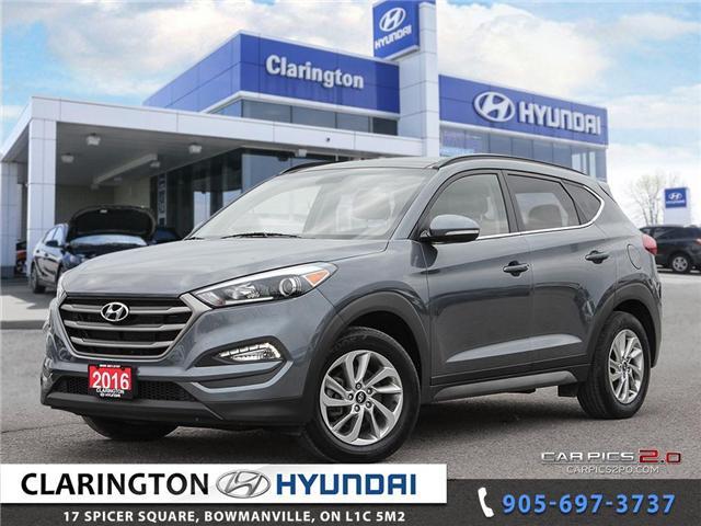 2016 Hyundai Tucson Luxury (Stk: U866) in Clarington - Image 1 of 27
