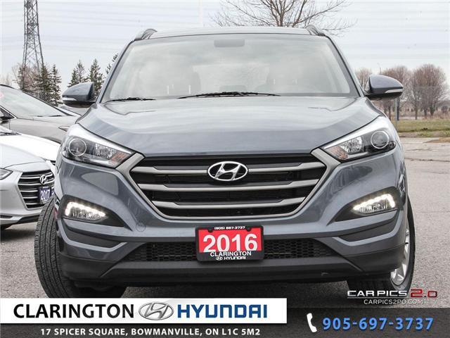 2016 Hyundai Tucson Luxury (Stk: U866) in Clarington - Image 2 of 27
