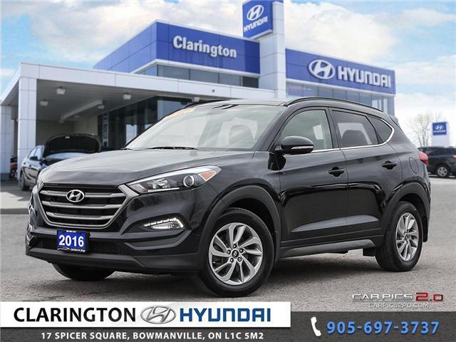 2016 Hyundai Tucson Luxury (Stk: U871) in Clarington - Image 1 of 27
