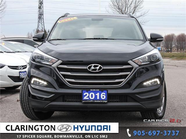 2016 Hyundai Tucson Luxury (Stk: U871) in Clarington - Image 2 of 27