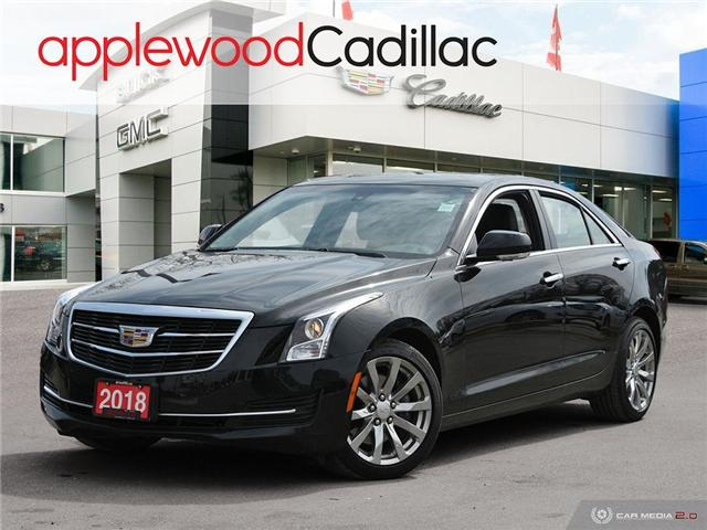 2018 Cadillac ATS 2.0L Turbo Luxury (Stk: 9367P) in Mississauga - Image 1 of 27