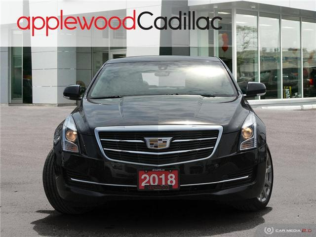 2018 Cadillac ATS 2.0L Turbo Luxury (Stk: 9367P) in Mississauga - Image 2 of 27