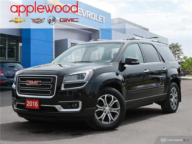 2016 GMC Acadia SLT1 (Stk: 3318A) in Mississauga - Image 1 of 27