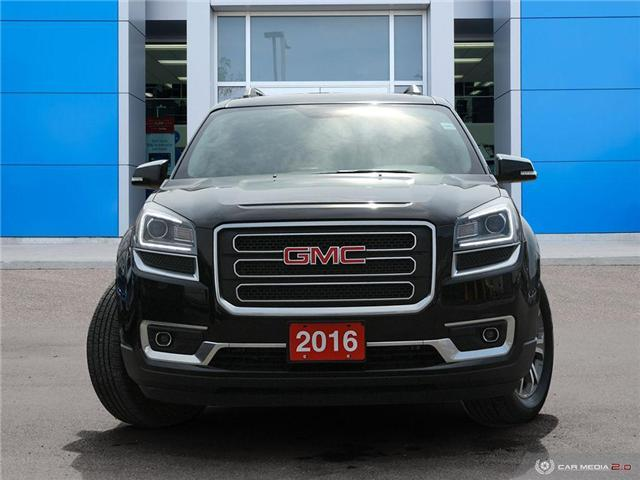 2016 GMC Acadia SLT1 (Stk: 3318A) in Mississauga - Image 2 of 27