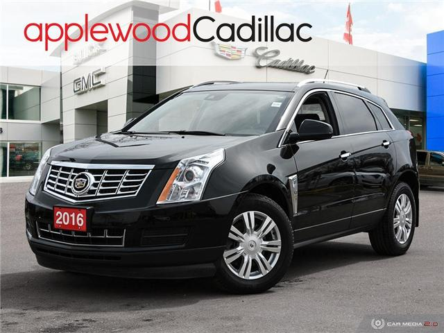 2016 Cadillac SRX Luxury Collection (Stk: 7841P) in Mississauga - Image 1 of 27