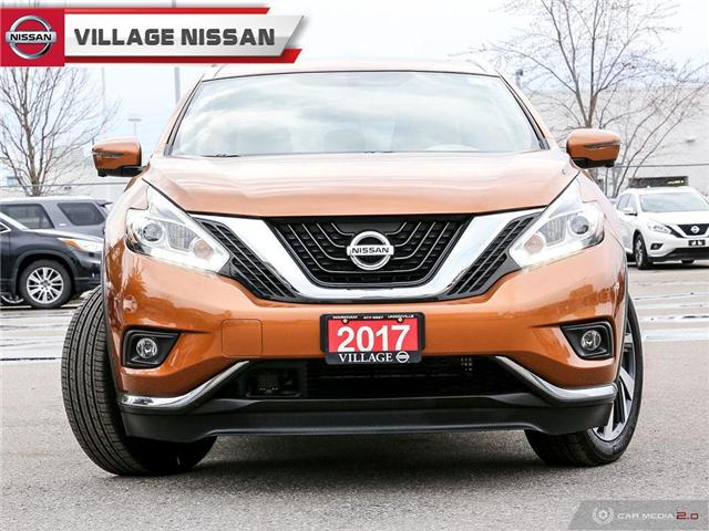 2017 Nissan Murano Platinum (Stk: 80631A) in Unionville - Image 2 of 27