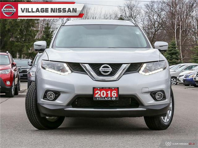 2016 Nissan Rogue SV (Stk: P2789) in Unionville - Image 2 of 27