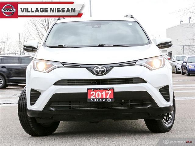 2017 Toyota RAV4 LE (Stk: P2797) in Unionville - Image 2 of 26
