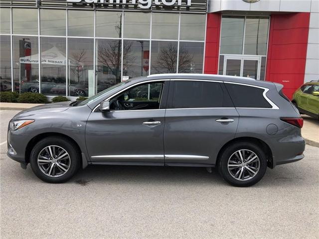 2017 Infiniti QX60 Base (Stk: A6685) in Burlington - Image 2 of 22