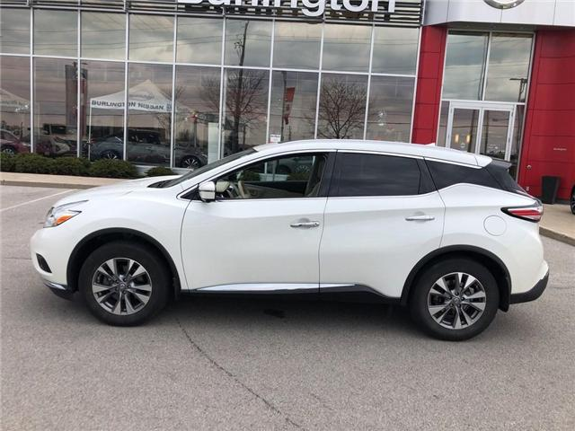 2016 Nissan Murano SL (Stk: A6686) in Burlington - Image 2 of 21