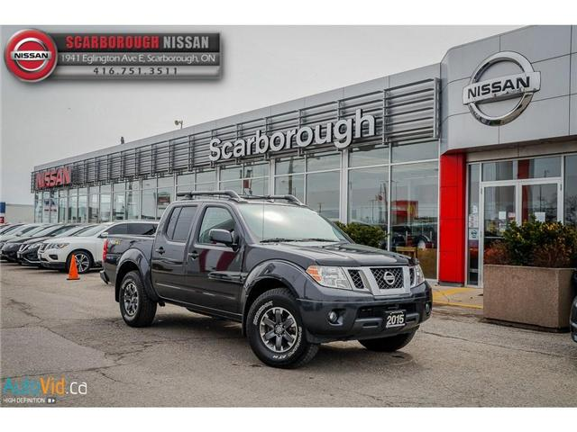 2015 Nissan Frontier PRO-4X (Stk: 419008A) in Scarborough - Image 2 of 27