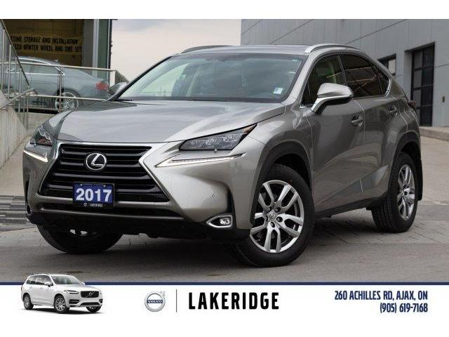 2017 Lexus NX 200t Base (Stk: V0356A) in Ajax - Image 1 of 29