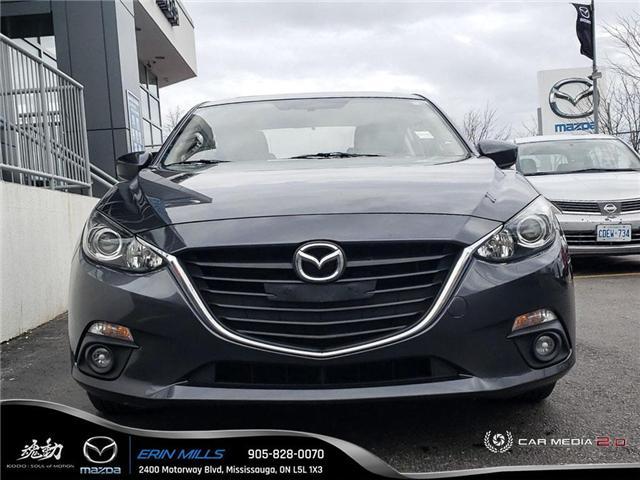 2014 Mazda Mazda3 GS-SKY (Stk: P4473A) in Mississauga - Image 2 of 19