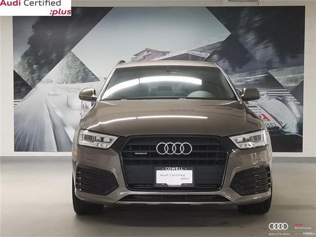 2017 Audi Q3 2.0T Technik (Stk: AURT3459A) in Richmond - Image 2 of 22