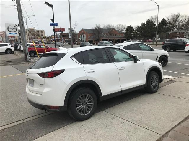 2019 Mazda CX-5 GS FWD (Stk: DEMO81291) in Toronto - Image 2 of 10