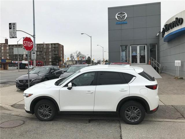 2019 Mazda CX-5 GS FWD (Stk: DEMO81291) in Toronto - Image 4 of 10
