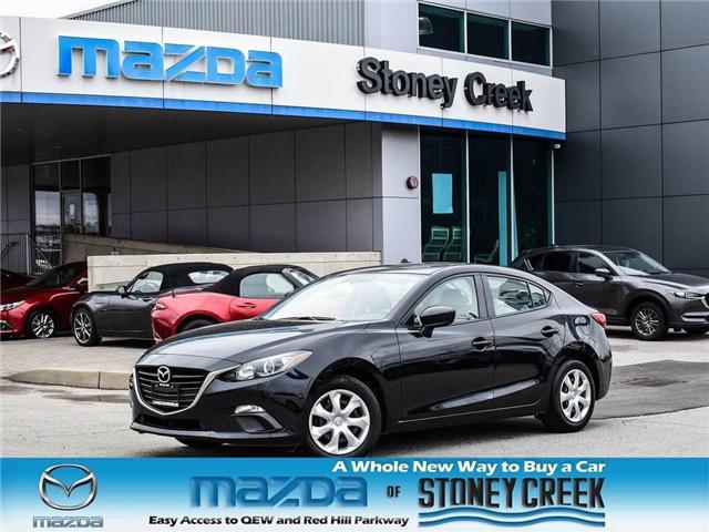 2015 Mazda Mazda3 GX (Stk: SU1123) in Hamilton - Image 1 of 17