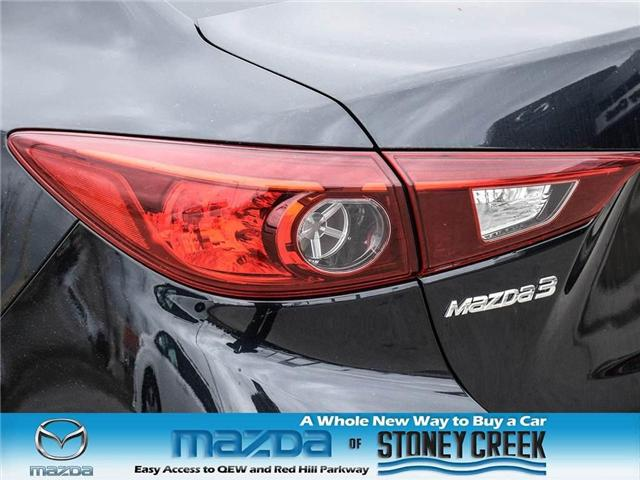 2015 Mazda Mazda3 GX (Stk: SU1123) in Hamilton - Image 8 of 17