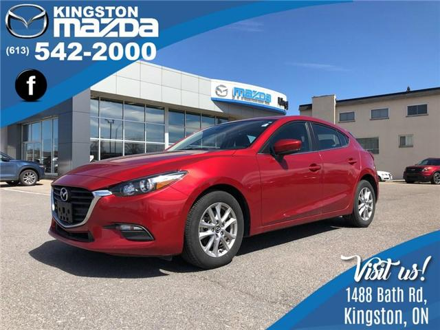 2018 Mazda Mazda3 GS (Stk: 19P001) in Kingston - Image 1 of 16