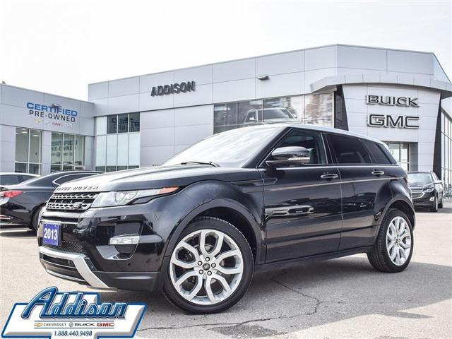 2013 Land Rover Range Rover Evoque Pure (Stk: U764374) in Mississauga - Image 1 of 30