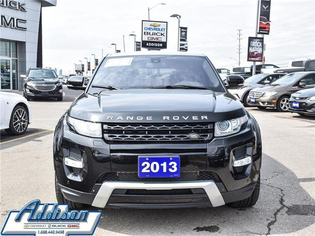 2013 Land Rover Range Rover Evoque Pure (Stk: U764374) in Mississauga - Image 2 of 30