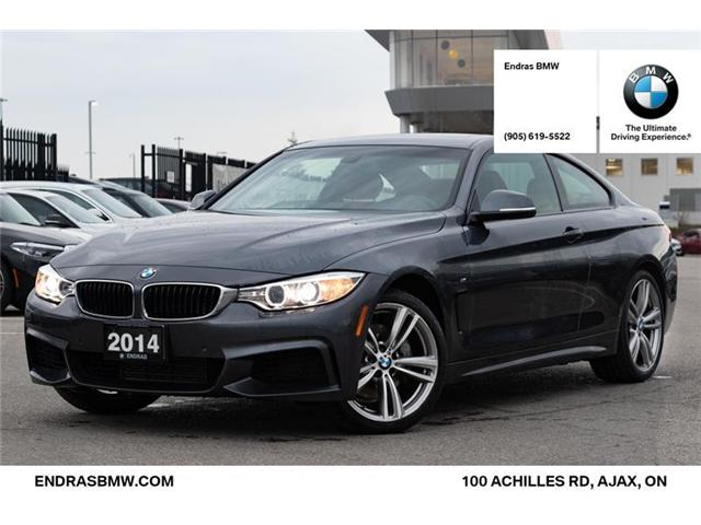 2014 BMW 435i xDrive (Stk: 52426A) in Ajax - Image 1 of 21