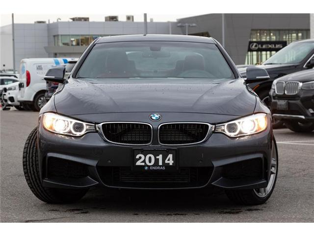 2014 BMW 435i xDrive (Stk: 52426A) in Ajax - Image 2 of 21