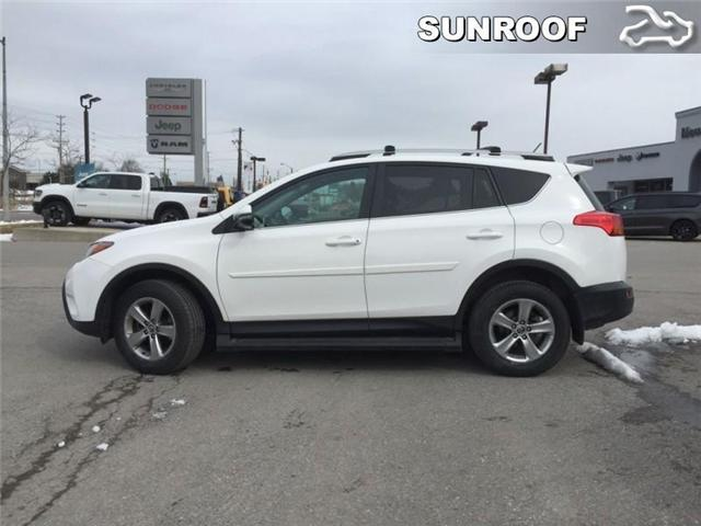 2015 Toyota RAV4 XLE (Stk: 23953T) in Newmarket - Image 2 of 17
