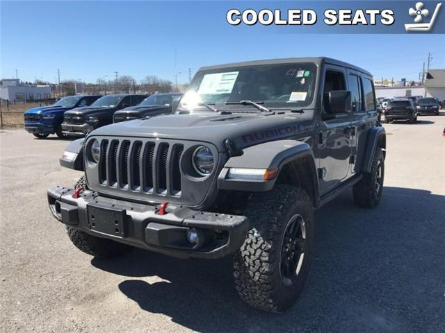 2019 Jeep Wrangler Unlimited Rubicon (Stk: W18836) in Newmarket - Image 1 of 16