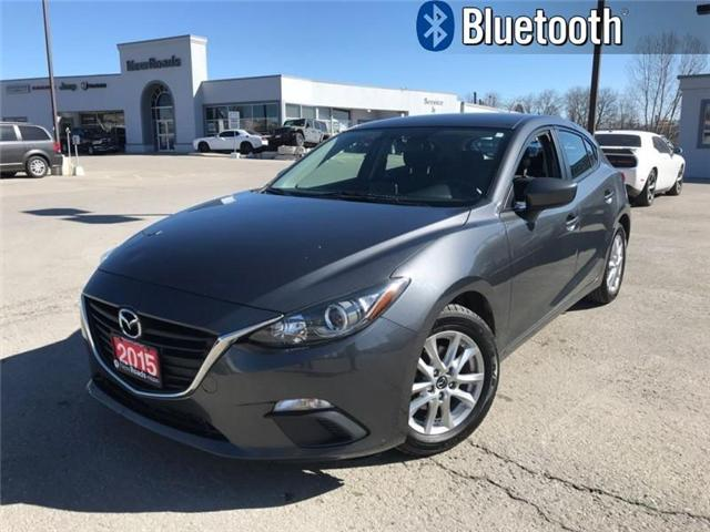 2015 Mazda Mazda3 GS (Stk: 23966S) in Newmarket - Image 1 of 18