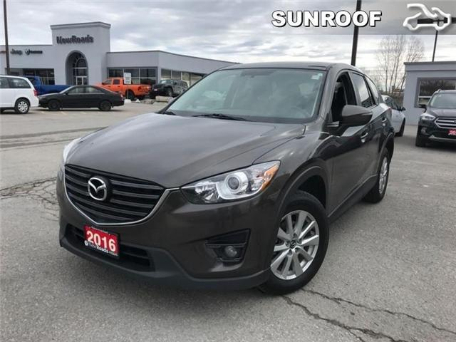 2016 Mazda CX-5 GS (Stk: 24018T) in Newmarket - Image 1 of 19