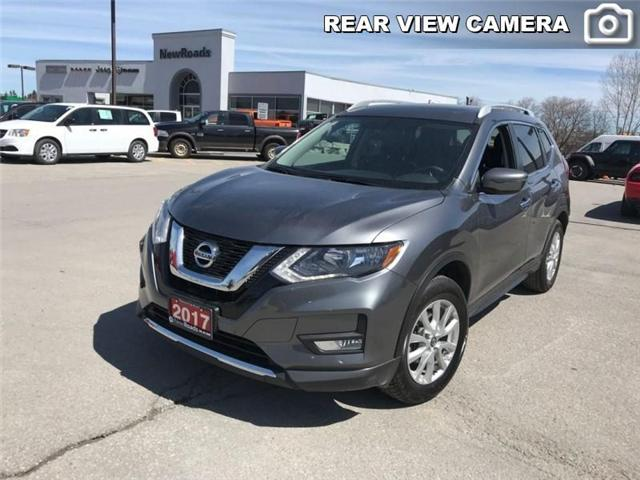 2017 Nissan Rogue SV (Stk: 23993S) in Newmarket - Image 1 of 18