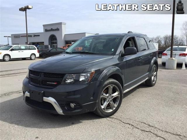 2018 Dodge Journey Crossroad (Stk: 24011S) in Newmarket - Image 1 of 5