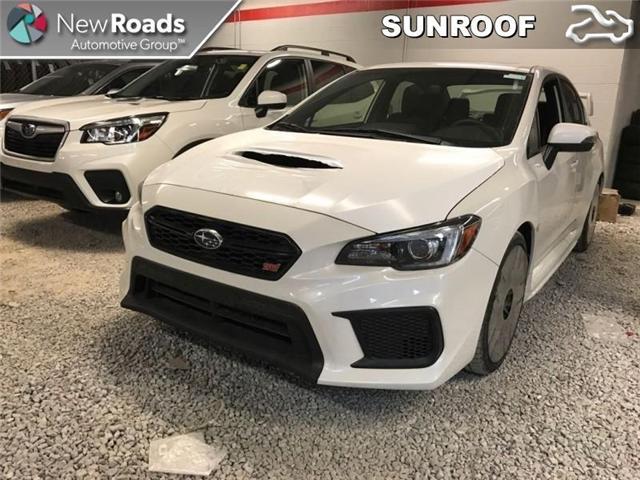 2019 Subaru WRX STI Sport-tech w/Wing (Stk: S19323) in Newmarket - Image 1 of 7