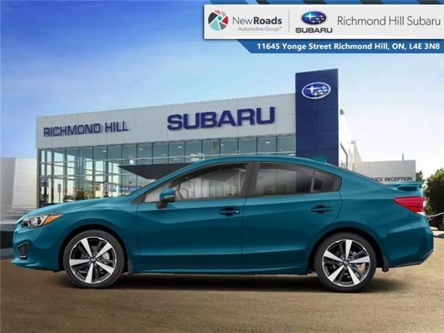 2019 Subaru Impreza 4-dr Sport Eyesight AT (Stk: 32581) in RICHMOND HILL - Image 1 of 1