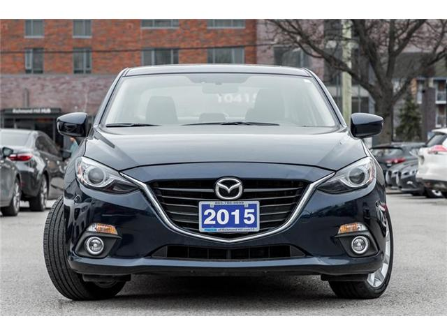 2015 Mazda Mazda3 GT (Stk: 19-297A) in Richmond Hill - Image 2 of 21