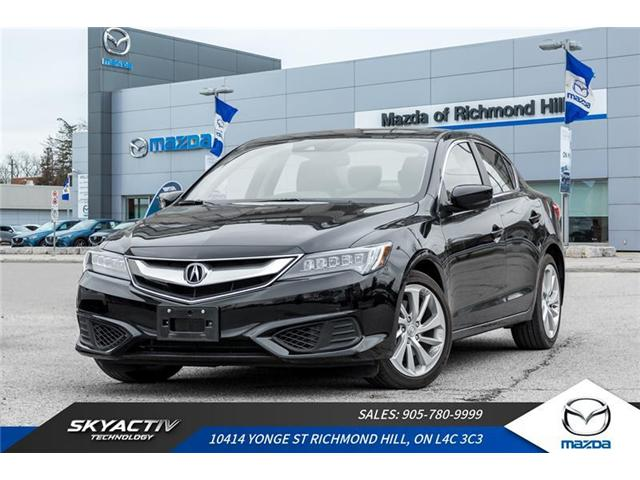 2017 Acura ILX Premium (Stk: P0386) in Richmond Hill - Image 1 of 21