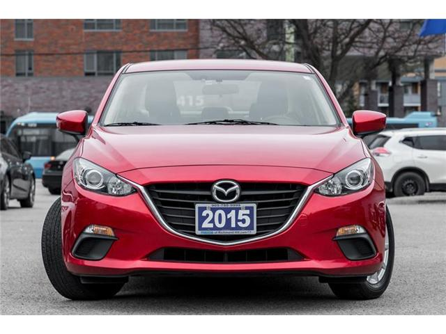2015 Mazda Mazda3 GS (Stk: P0387) in Richmond Hill - Image 2 of 20