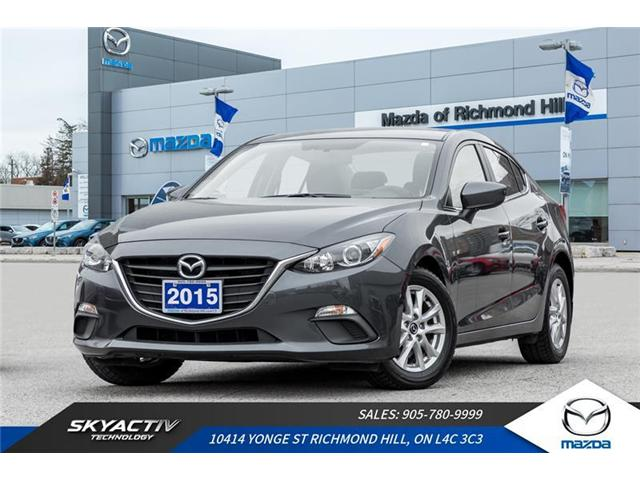 2015 Mazda Mazda3 GS (Stk: P0390) in Richmond Hill - Image 1 of 20