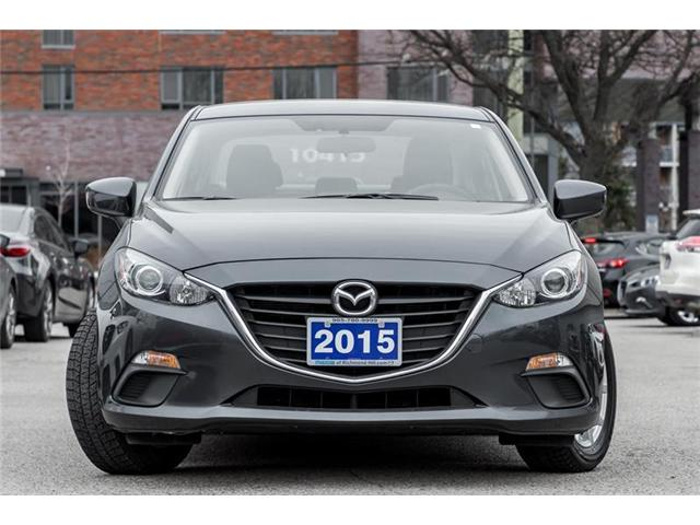 2015 Mazda Mazda3 GS (Stk: P0390) in Richmond Hill - Image 2 of 20