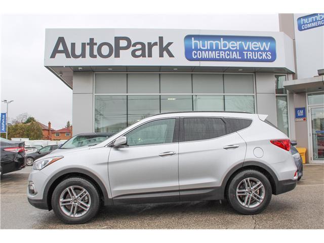 2018 Hyundai Santa Fe Sport 2.4 Premium (Stk: APR3183) in Mississauga - Image 2 of 24