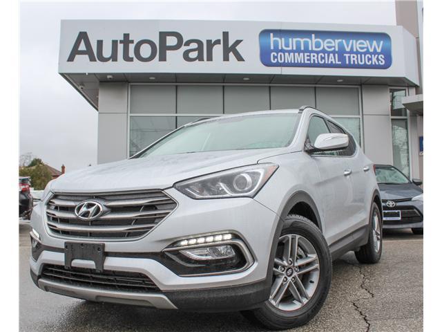 2018 Hyundai Santa Fe Sport 2.4 Premium (Stk: APR3183) in Mississauga - Image 1 of 24