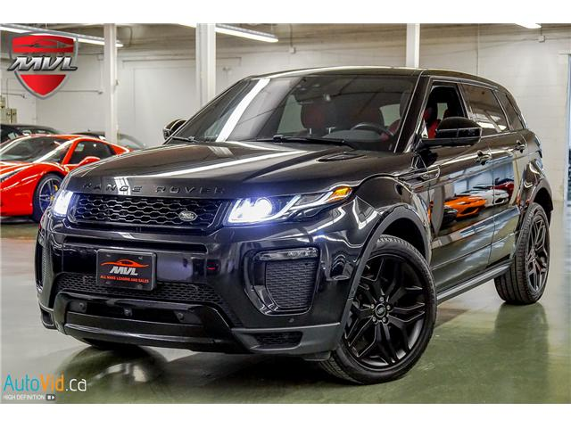 2017 Land Rover Range Rover Evoque HSE DYNAMIC (Stk: ) in Oakville - Image 2 of 33