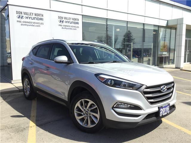 2016 Hyundai Tucson Premium (Stk: 7617H) in Markham - Image 1 of 5