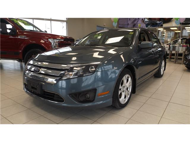 2012 Ford Fusion SE (Stk: 18-1531) in Kanata - Image 1 of 12