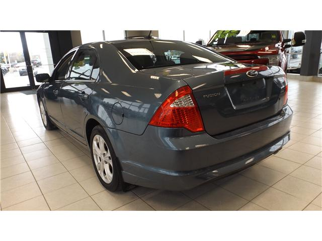 2012 Ford Fusion SE (Stk: 18-1531) in Kanata - Image 6 of 12