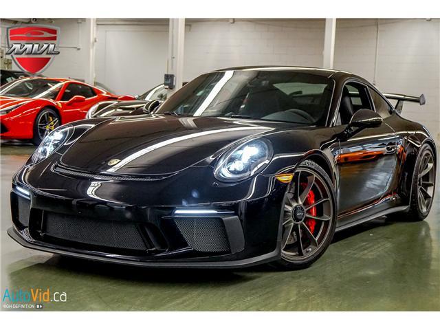 2018 Porsche 911 GT3 (Stk: ) in Oakville - Image 2 of 41