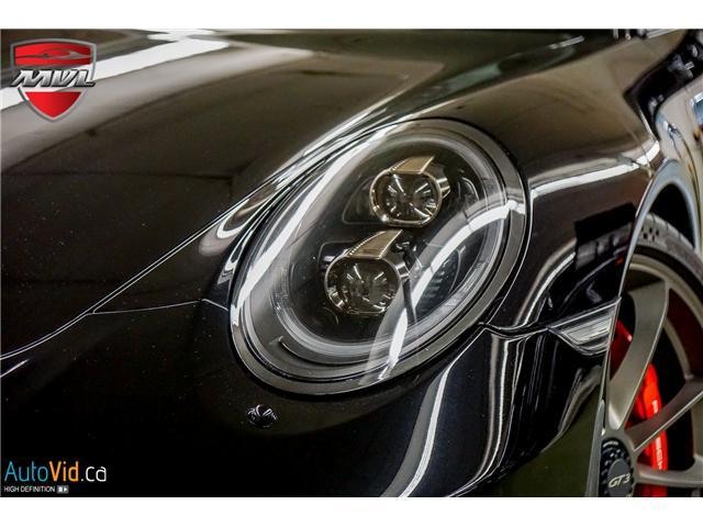 2018 Porsche 911 GT3 (Stk: ) in Oakville - Image 10 of 41